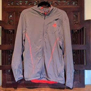 Adidas men's climawarm jacket
